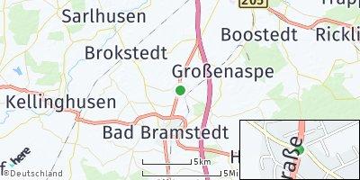 Google Map of Wiemersdorf