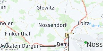 Google Map of Nossendorf