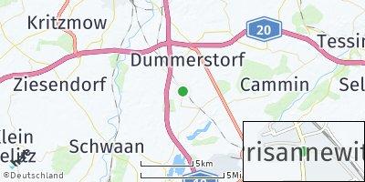 Google Map of Prisannewitz
