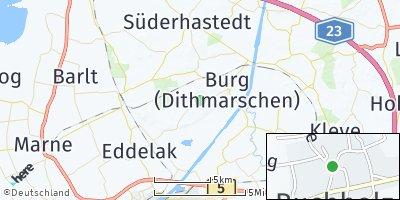 Google Map of Buchholz