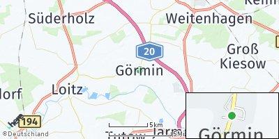 Google Map of Görmin