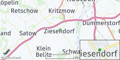 Google Map of Ziesendorf