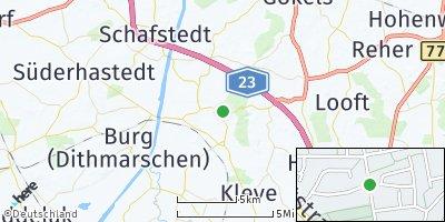 Google Map of Wacken