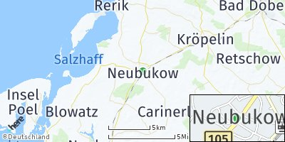 Google Map of Neubukow