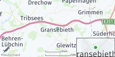 Google Map of Gransebieth