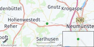 Google Map of Aukrug