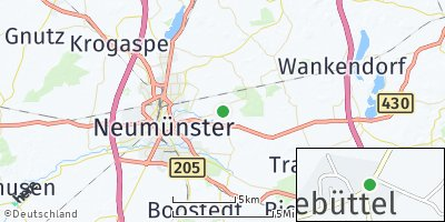 Google Map of Bönebüttel