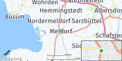 Google Map of Meldorf