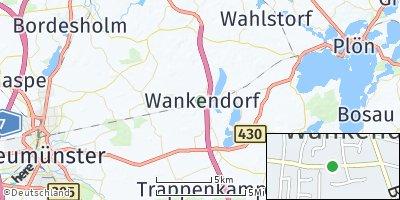 Google Map of Wankendorf