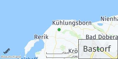 Google Map of Bastorf