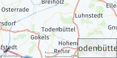 Google Map of Todenbüttel