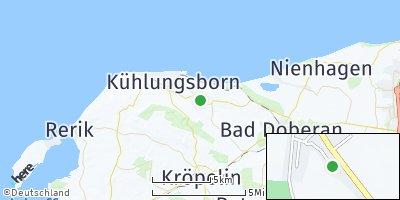Google Map of Wittenbeck