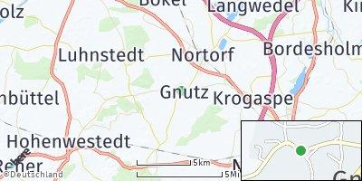 Google Map of Gnutz