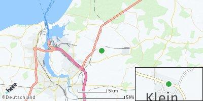 Google Map of Klein Kussewitz