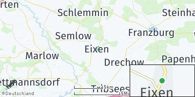 Google Map of Eixen