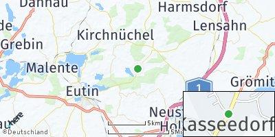 Google Map of Kasseedorf