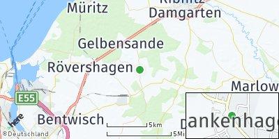 Google Map of Blankenhagen
