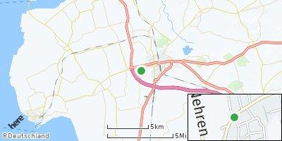 Google Map of Lohe-Rickelshof