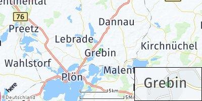 Google Map of Grebin