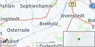 Google Map of Breiholz
