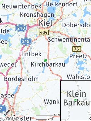 Here Map of Klein Barkau