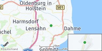 Google Map of Riepsdorf