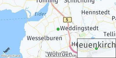 Google Map of Neuenkirchen