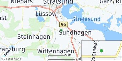 Google Map of Zarrendorf