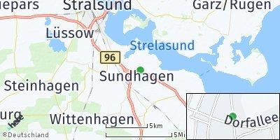 Google Map of Brandshagen