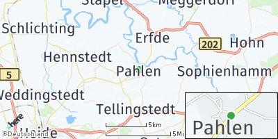 Google Map of Pahlen