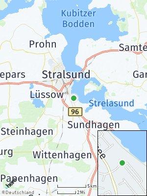 Here Map of Andershof