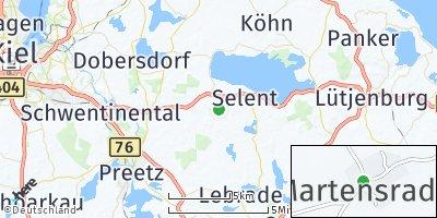 Google Map of Martensrade