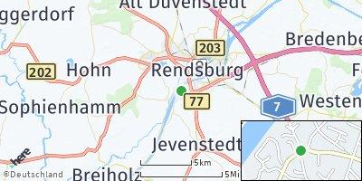 Google Map of Westerrönfeld