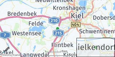 Google Map of Mielkendorf