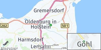 Google Map of Göhl