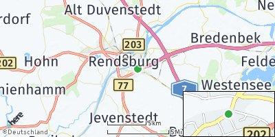 Google Map of Osterrönfeld