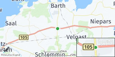 Google Map of Löbnitz