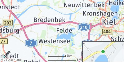Google Map of Felde