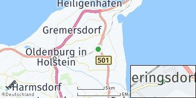 Google Map of Heringsdorf
