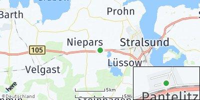 Google Map of Pantelitz