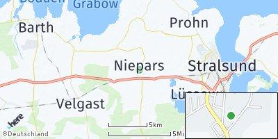 Google Map of Niepars
