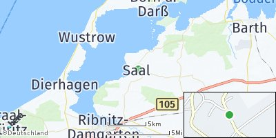 Google Map of Saal