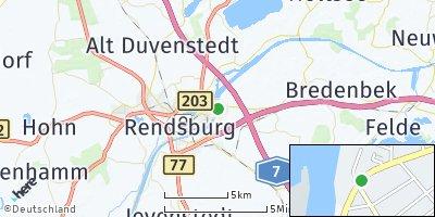 Google Map of Schacht-Audorf