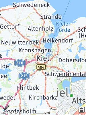 Here Map of Kiel