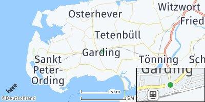 Google Map of Garding