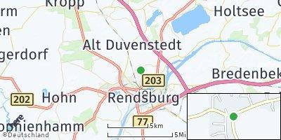 Google Map of Rickert