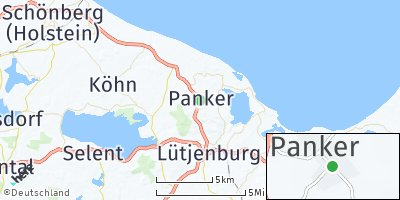 Google Map of Panker