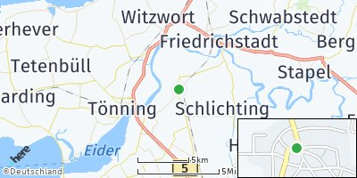 Google Map of Lunden