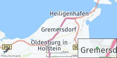 Google Map of Gremersdorf
