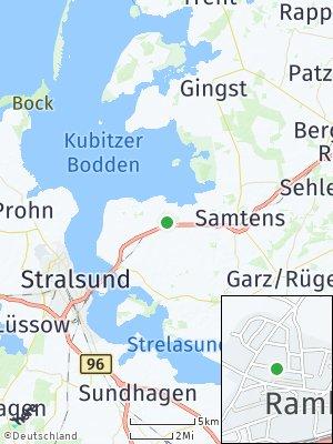 Here Map of Rambin